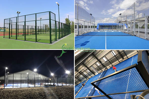 Padel Courts Costs