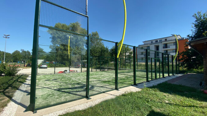 Combine structural strength & high design features - Padel