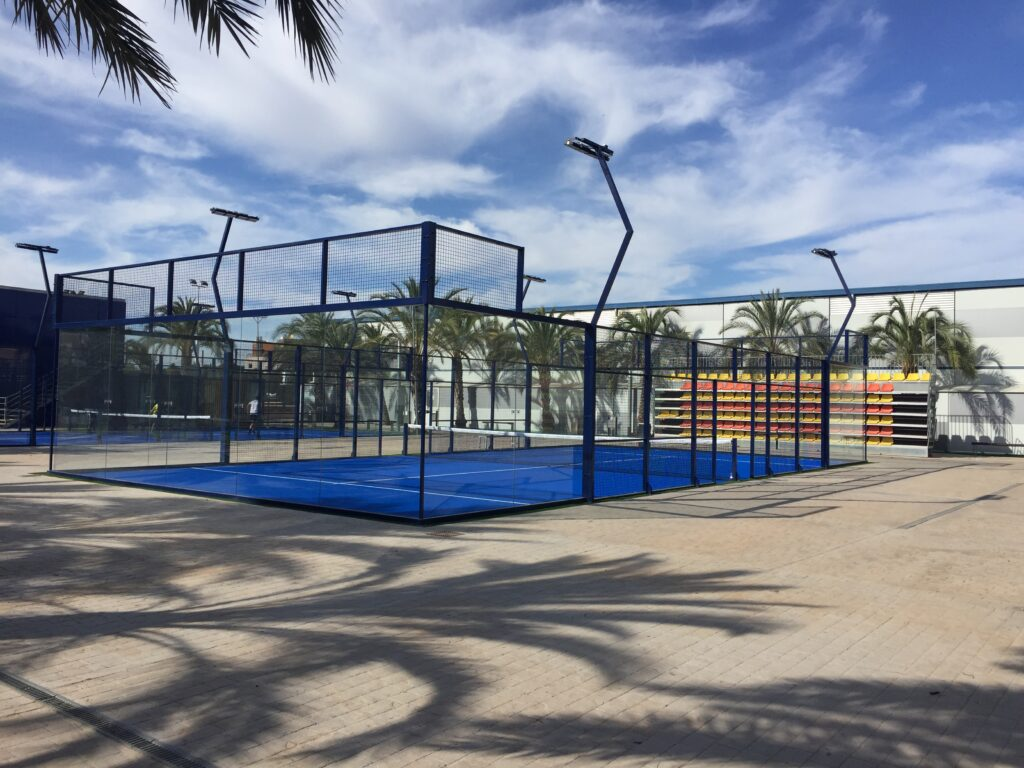 Padel Court Mod. PANORAMIC
